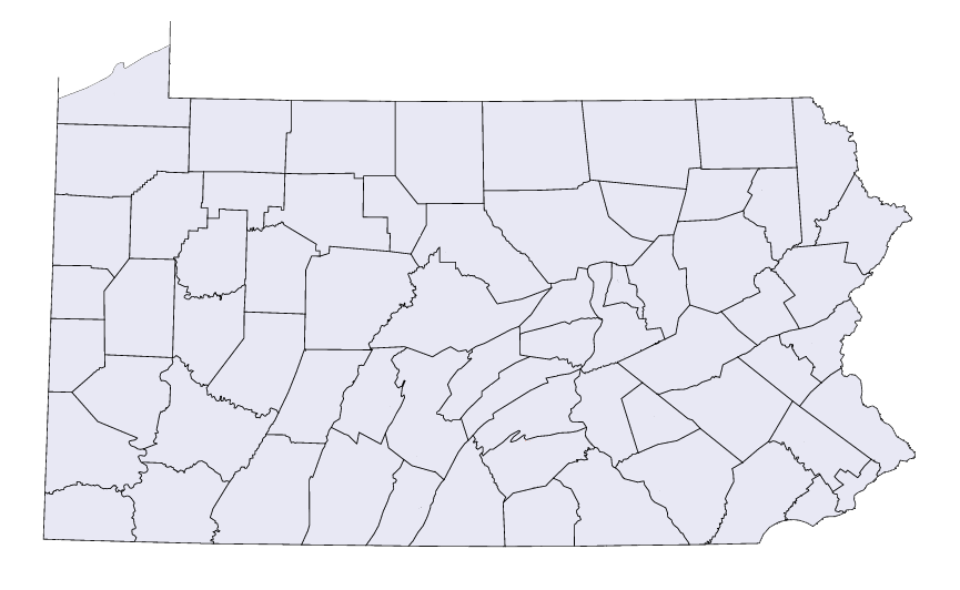 Pennsylvania_state_map